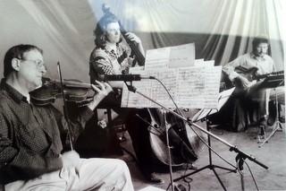 Attila Kubinyi, Sacha Delbrouk und UlrichStrackee(v.li.)