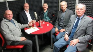 Claus Karst, Wolfgang Römer, Friedhelm Hepping, Michael Heilmann, Uwe Kutter