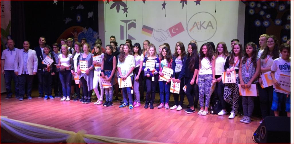 Gesamtschule_Alle in Istanbul
