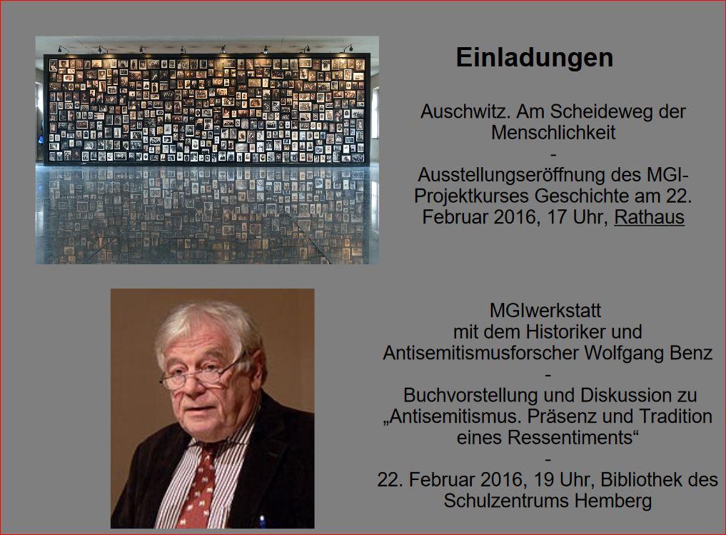 Prof.W.Benz MGI 22.2.16