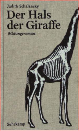 Der Hals der Giraffe Schalansky