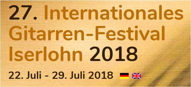 Gutarrenfestival Textbild