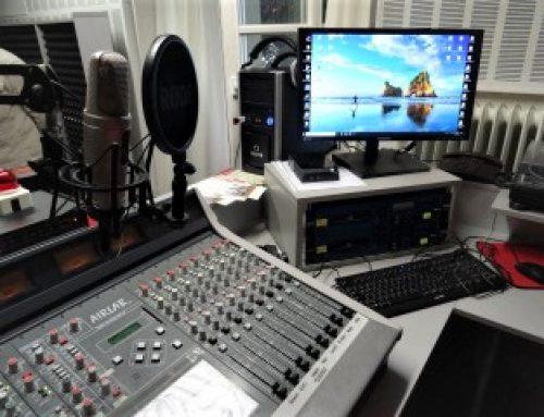 Radiokurs im Studio für Schülerinnen und Schüler * KulturRucksack-Projekt in den Herbstferien!