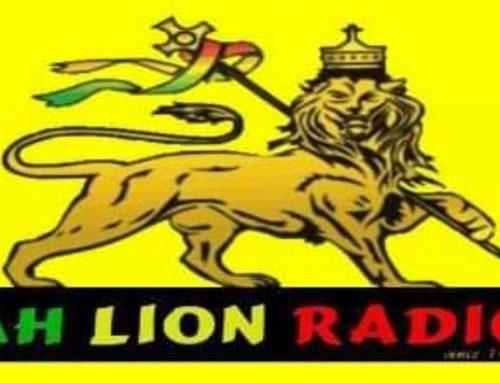 24. Mai *19.04* Uhr Jah Lion mit Stefan Schmidt