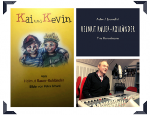 21. April 2021 * 21.04 Uhr * zu Gast bei Iris Rademacher: Helmut Rauer-Rohländer – Der Honselmann
