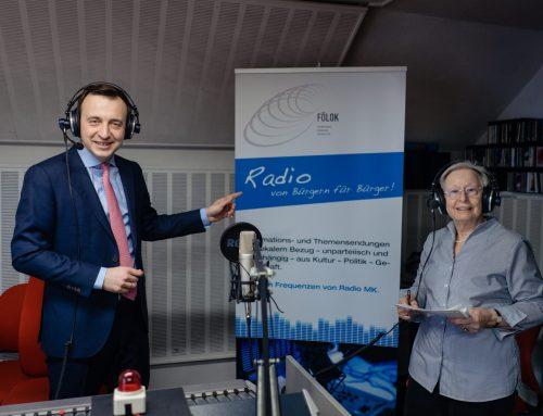 12. Mai * 21.04 Uhr * Im Glashaus mit Charlotte Kroll * Gast: Paul Ziemiak, CDU Generalsekretär * Thema: Politische Verantwortung