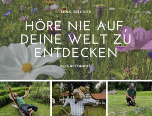 20. Oktober 2021 * 21.04 * Uhr Beruf – Berufung – Traumberuf * Gast bei Iris Rademacher: Jens Böcker, der Gartonaut.